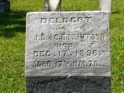 Delbert McIntosh