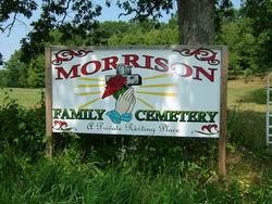 Morrison Family Cemetery
