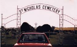 Saint Nicholas Cemetery