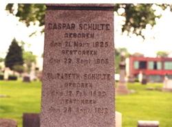 Caspar Schulte, Sr
