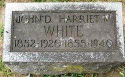 John D White