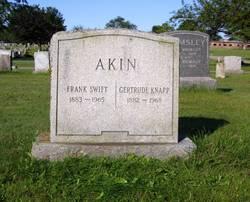 Frank Swift Akin