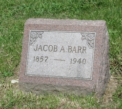 Jacob A. Barr