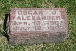 Oscar J. Alexander