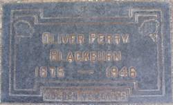 Oliver Perry Perry Blackburn