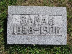 Sarah <i>Bushong</i> Yarian
