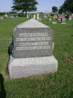 Margaret <i>Carbaugh</i> Stauffer
