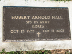 Hubert A. Hall