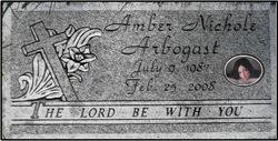 Amber Nichole Scrambler Arbogast
