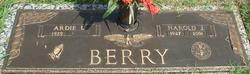Sgt Harold Jerold Berry