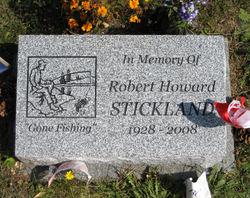 Robert Howard Stickland