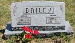 Addie M <i>McKee</i> Bailey