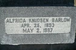Alfrida Knudsen Barlow