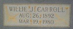 Willie Jesse Carroll