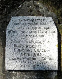 Frederick Pemberton Cridge