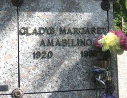 Gladys Margaret Amabilino
