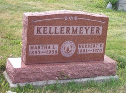 Martha L <i>Schaefer</i> Kellermeyer