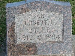 Robert E. Etler