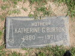 Kathyrn G. <i>Phillips</i> Burton