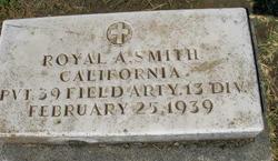 Royal A. Smith