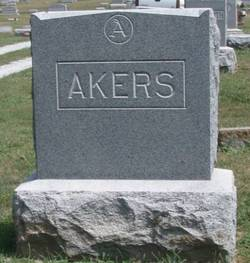 Margaret <i>Kaufman</i> Akers