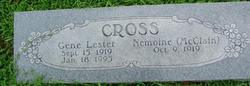 Gene Lester Cross