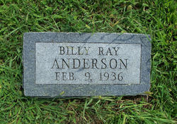 Billy Ray Anderson