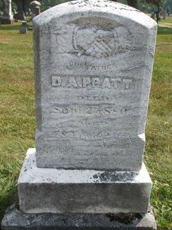 Darius A. Pratt