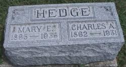 Charles A. Hedge