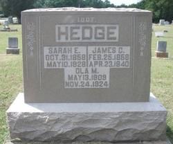 James Carson Hedge