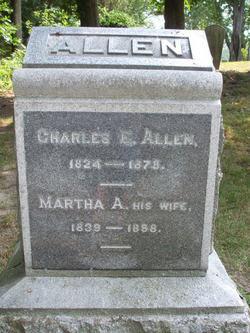 Martha Amelia <i>Bramble</i> Allen