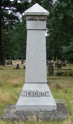Mrs Susan Depue <i>Cox</i> Meldrum