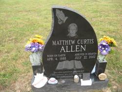 Matthew Curtis Allen