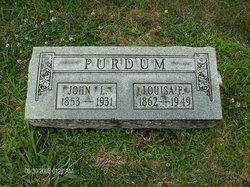 John Lewis Purdum