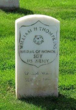 Pvt William H. Thompkins