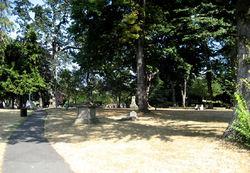 Quadra Street Cemetery