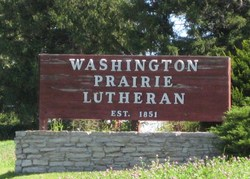 Washington Prairie Lutheran Church Cemetery