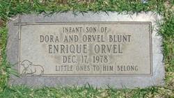 Enrique Orvel Blunt