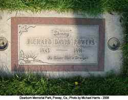 Richard David Powers