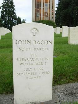 John Bacon