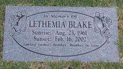 Lethemia Blake