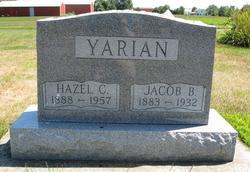 Hazel Claudia <i>Smeltzer</i> Yarian