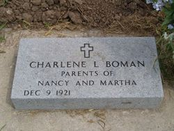 Charlene Loree <i>Limes</i> Boman
