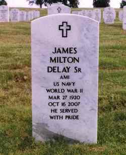 James Milton Jim De Lay, Sr