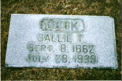 Sallie T. Cook