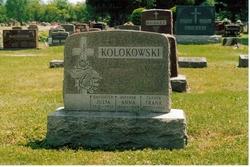 Anna <i>Szewczak</i> Kolokowski