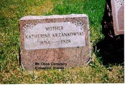 Catherine <i>Stefen</i> Krzankowski