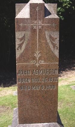 John Asmussen