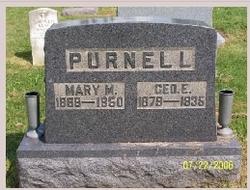 Mary Martha <i>Poe</i> Shaffer Purnell