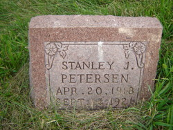 Stanley J. Petersen